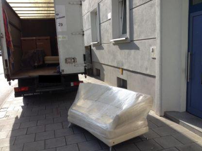 Privatumzug in Stuttgart günstig